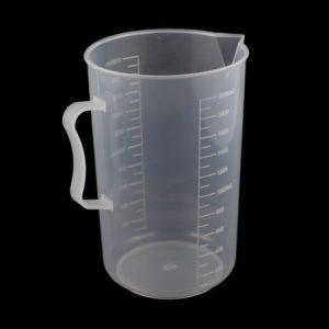 2000 mL plastic measuring cup