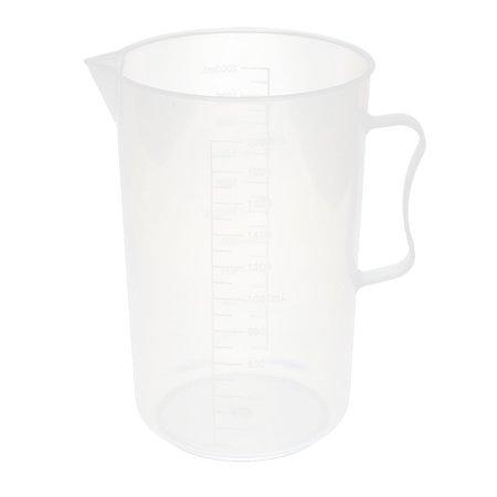 2000 mL measuring cup plastic
